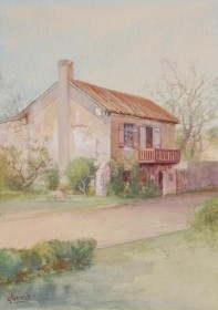 Cassenelli, Victor. Don Toledo House, St.  Augustine.
