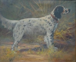 Cassidy, Asa. Oil on canvas, 24 by30 inches.