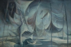 Corbett-William.-Ft.-Lauderdale-Oil-on-board-23-by-36-inches.