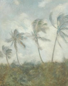 Hollenbeck, J. J. Oil on board, 19 34 by 23 34 inches.